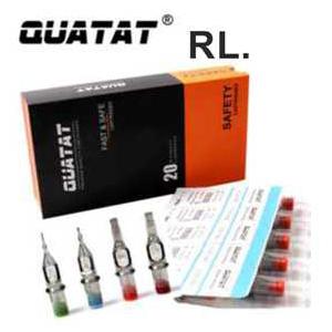 QUATAT®  Premium Cartridge Tattoo RL.