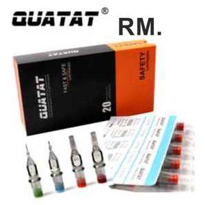 QUATAT® Premium Cartridge Tattoo RM.