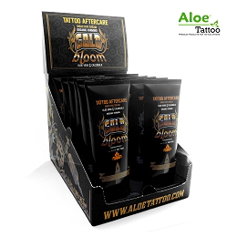 GOLD BLOOM BIOACTIVE CREAM DISPLAY 12x35G.TUBES